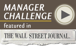 Manager Challenge featured in The Wall Street Journal Thumbnail
