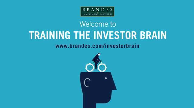 Training the Investor Brain Intro